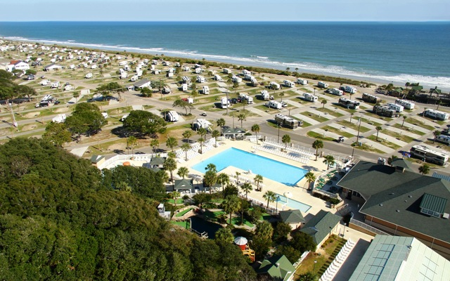 Places To Camp Near Myrtle Beach