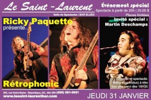 Ricky Paquette - 31 jan 2013