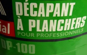 decapant a planchers Rona