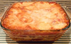 lasagne a la bolognaise