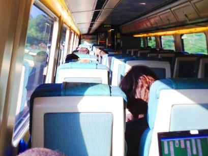 pour voyager montr al toronto pourquoi j 39 ai os le train. Black Bedroom Furniture Sets. Home Design Ideas