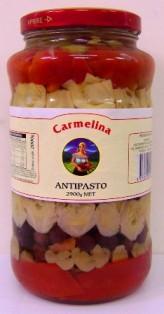 Carmelina-Antipasto