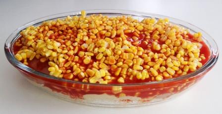 Poulet mexicaine preparation